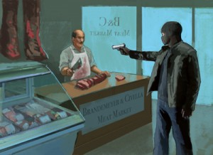 meat market small