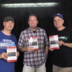 Aaron Gnirk, Phil Levota, Gary Jenkins