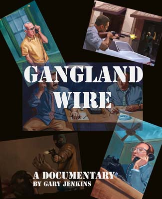 Gangland Wire DVD Cover